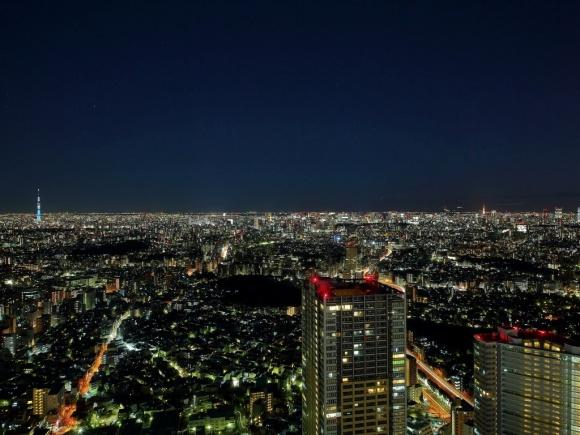 サンシャインシティ・夜景2@池袋