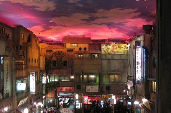 ラーメン博物館@新横浜