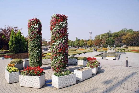 天王寺公園@大阪