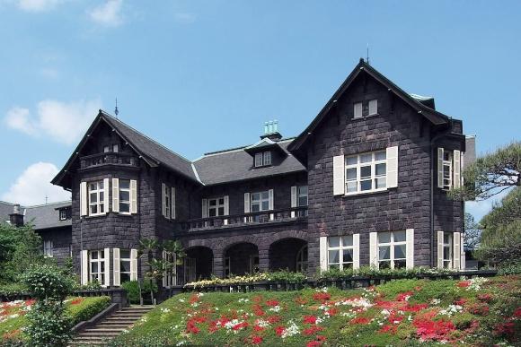 旧古河庭園@東京メトロ