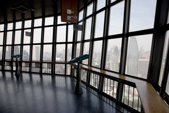 大展望台@東京タワー