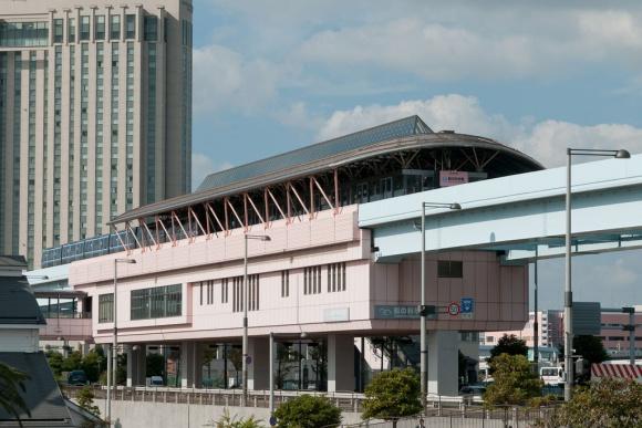 船の科学館駅