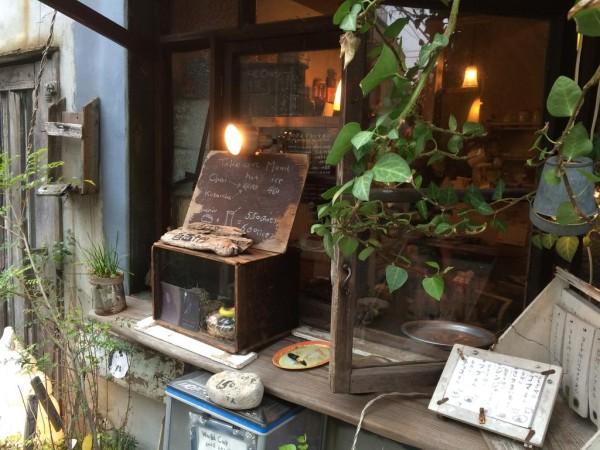 マンヂウカフェ