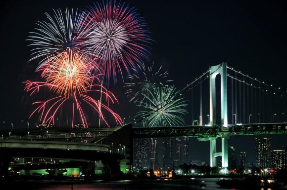 東京湾大華火祭@東京