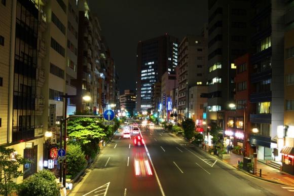 神楽坂・夜