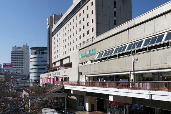 三宮駅南口
