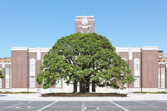 吉田キャンパス@京都大学