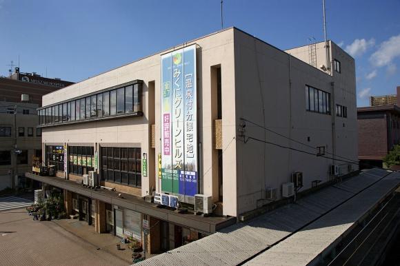 JR三国駅@福井松島